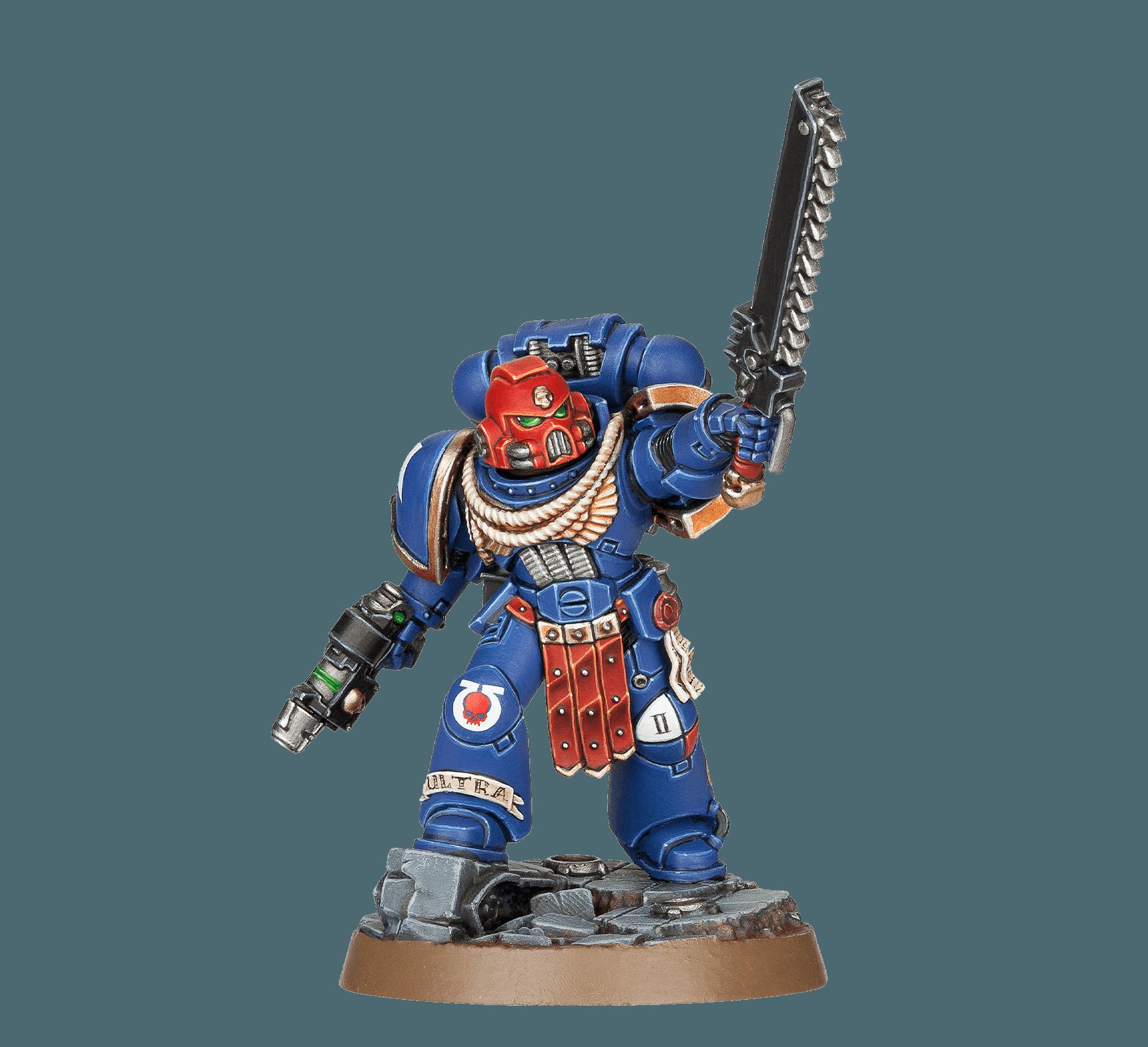 Homepage - Heroes of Space Marines