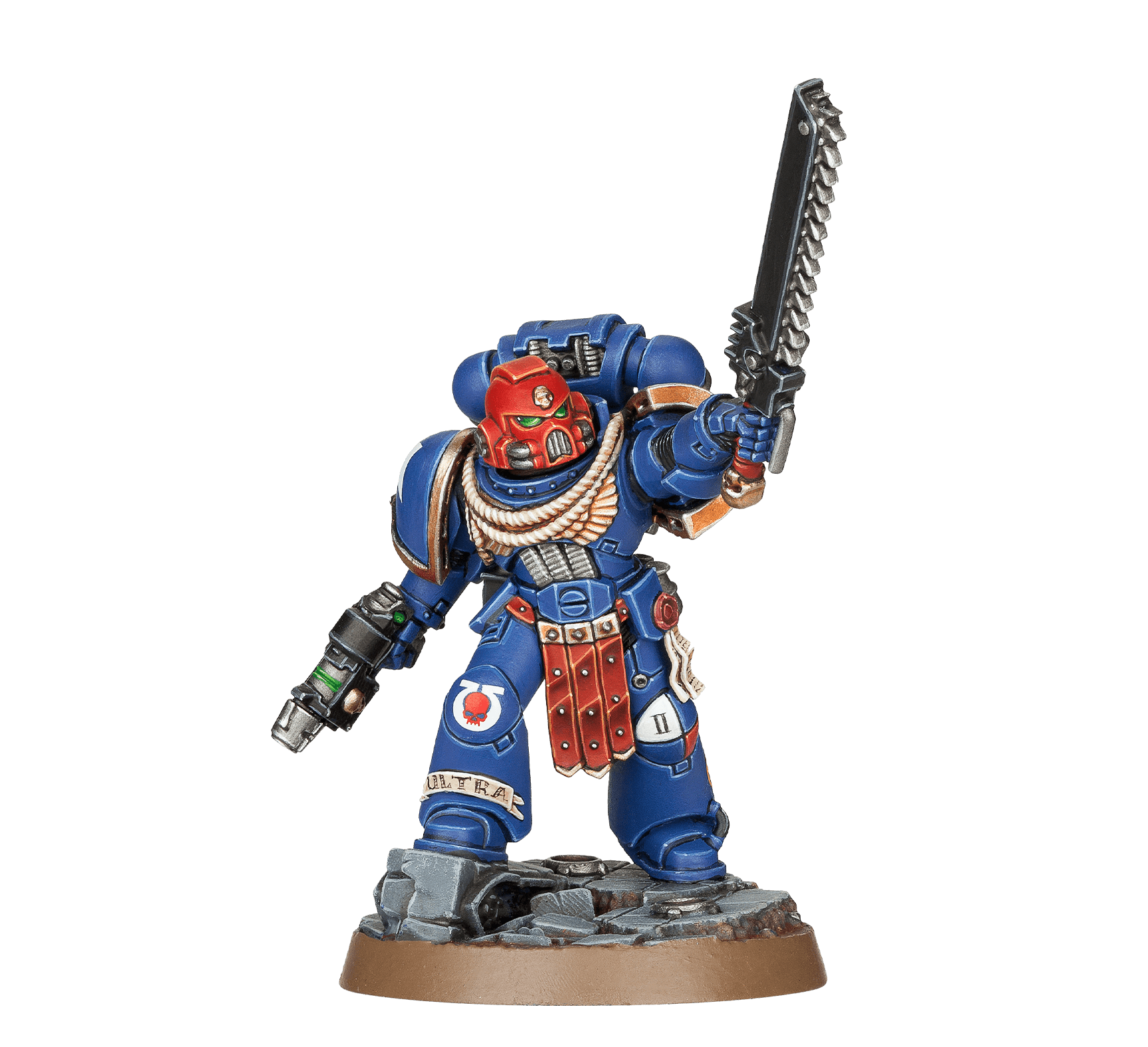 Brother Sergeant Sevastus